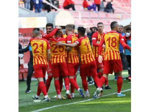 Ligin en az gol atan takımı Kayserispor