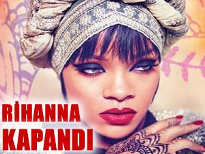 Rihanna Arabistan usulü kapandı