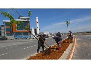 Kahramanmaraş'ta arterlere yeşil koridor