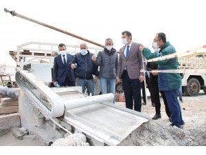 Sivas Sıcak Çermikle tarımsal üretimde ve seracılıkta fark oluşturacak