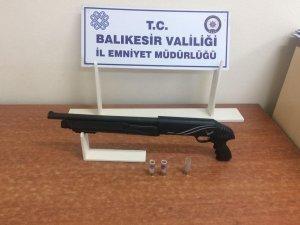 Balıkesir'de polisten 29 kişiye gözaltı