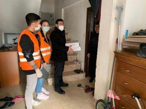 Ümraniye Belediyesi ihtiyaç sahibi 7 bin aileye iftariyelik yardımda bulunuyor