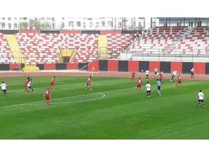 2. Lig: Vanspor Futbol Kulübü: 1 - Etimesgut Belediyespor: 0