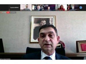 GSO Başkanı Ünverdi'den 1 milyon patent hedefine destek
