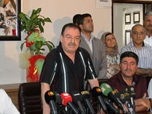 BDP'li Dicleden, AK Partili Eronat'a destek!