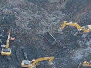 Taş ocağında meydana gelen göçükte 2 ölü