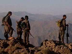 Teslim olan PKK'lıdan itiraf:Çocukları dövüyorlar!