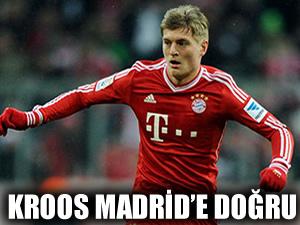 Real Madrid'de Kroos sesleri!