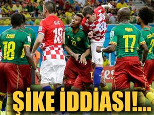 Dünya Kupası şike iddiasıyla sarsılıyor!