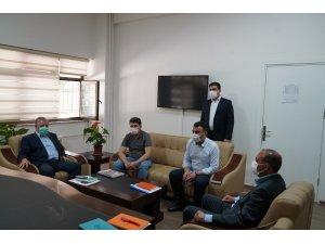 Diyarbakır Büyükşehir Belediyesinde çalışmaya hak kazanan personelin mülakatları başladı