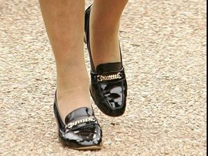 Yıllardır aynı ayakkabı