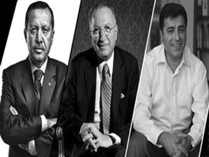 İşte Türkiye'nin Cumhurbaşkanı adaylarının porteleri