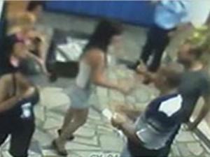 İşte kadına polis dayağında yeni görüntü