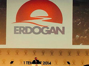 Başbakan Erdoğan'ın logosu Obama'dan çalıntı mı?