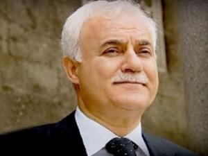 Nihat Hatipoğlu'nu terleten soru!