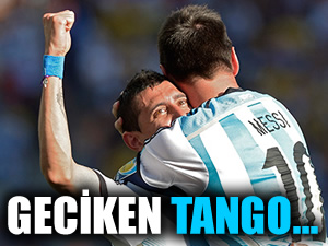 Geç gelen tango,pahalıya patlayabilirdi