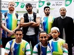 Dünya Kupası'nda 2 kişi Müslüman oldu