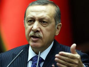 Erdoğan o zamana kadar 'Elected president' olacak