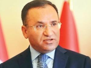 Adalet Bakanı Bozdağ tutuklu çocuk sayısını açıkladı!