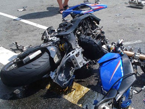 Bursa'da motosiklet kazası: 2 ölü