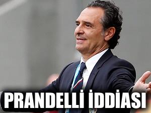 İtalyan basınından Prandelli iddiası!