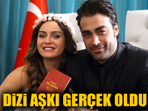 Birce Akalay ile Sarp Levendoğlu nikah günü aldı