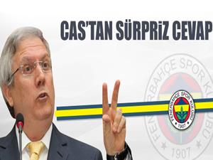 CAS'tan Fenerbahçe'ye sürpriz cevap!