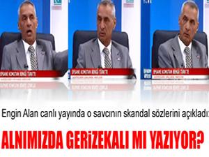 Engin Alan Bengü Türk TV'de konuştu