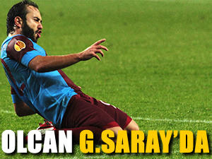 Olcan resmen G.Saray'da!