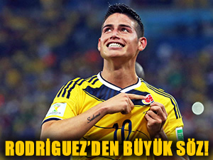 Rodriguez'den çalışanlarına büyük söz!