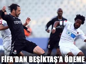 FIFA, Beşiktaş'a 120 Bin Euro Para Ödeyecek