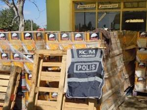 Polisten Hint Keneviri ve Akaryakıt Operasyonu