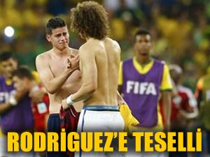 Dünya maçı değil bu anı konuşuyor!