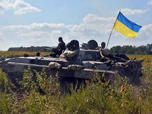 Ukrayna Ordusu'nin nüyük zaferi