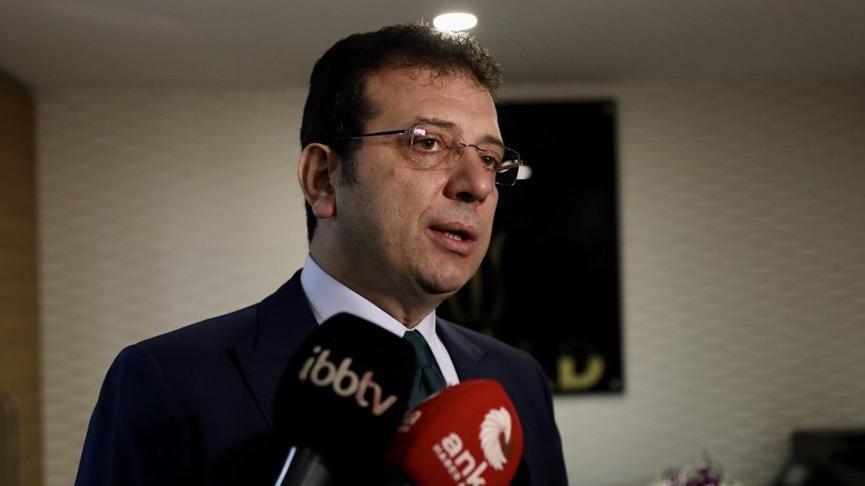 İmamoğlu'ndan yeni metro hattı müjdesi