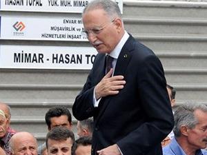 İhsanoğlu'ndan Erdoğan'a cevap