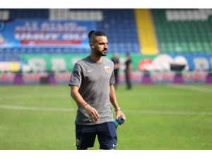 """Kayserisporlu Aziz Behich: """"Kazanmak istedik ama olmadı"""""""