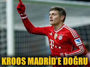 Toni Kroos Madrid yolcusu