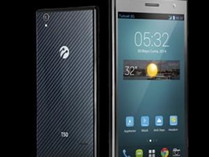 Turkcell'in akıllı telefonu T50 satışa çıkıyor