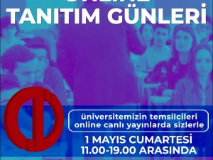 Anadolu Üniversitesi çevrim içi tanıtım etkinliklerine devam ediyor