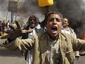 Yemen Amran'da çatışma: 20 ölü