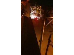 Sakarya sokaklarında film sahnelerini aratmayan kovalamacada 2 gözaltı