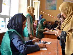 Afganistan'da oyların yüzde 56,49'unu Ahmadzey aldı