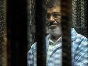 Mursi'nin davası 13 Temmuz'a ertelendi