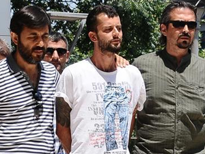 Bursa'da kon donduran cinayet