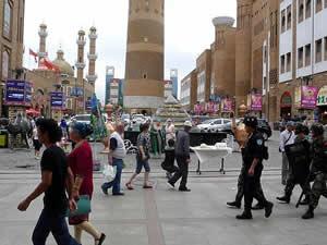 Sincan Uygur'daki oruç yasağına tepki