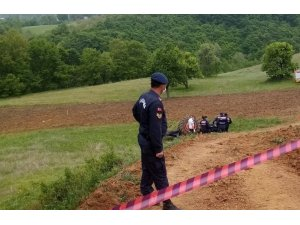 Bursa'da traktörünün altında kalan çiftçi hayatını kaybetti
