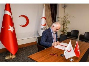 TÜRES ve Kızılay'dan restoran ve turizm çalışanlarına destek için işbirliği
