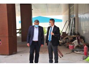 Milletvekili Subaşı'ndan Rektör Kuş'a ziyaret