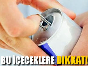 Enerji içecekleriyle ilgili büyük tehlike